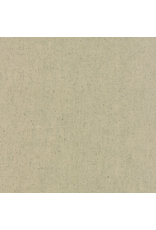 Moda Linen Mochi Solid in Unbleached Natural, Fabric Half-Yards