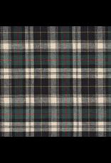 Robert Kaufman Classic Plaid Twill, Hunter, Fabric Half-Yards