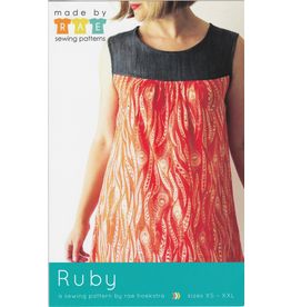 Made By Rae Ruby Pattern