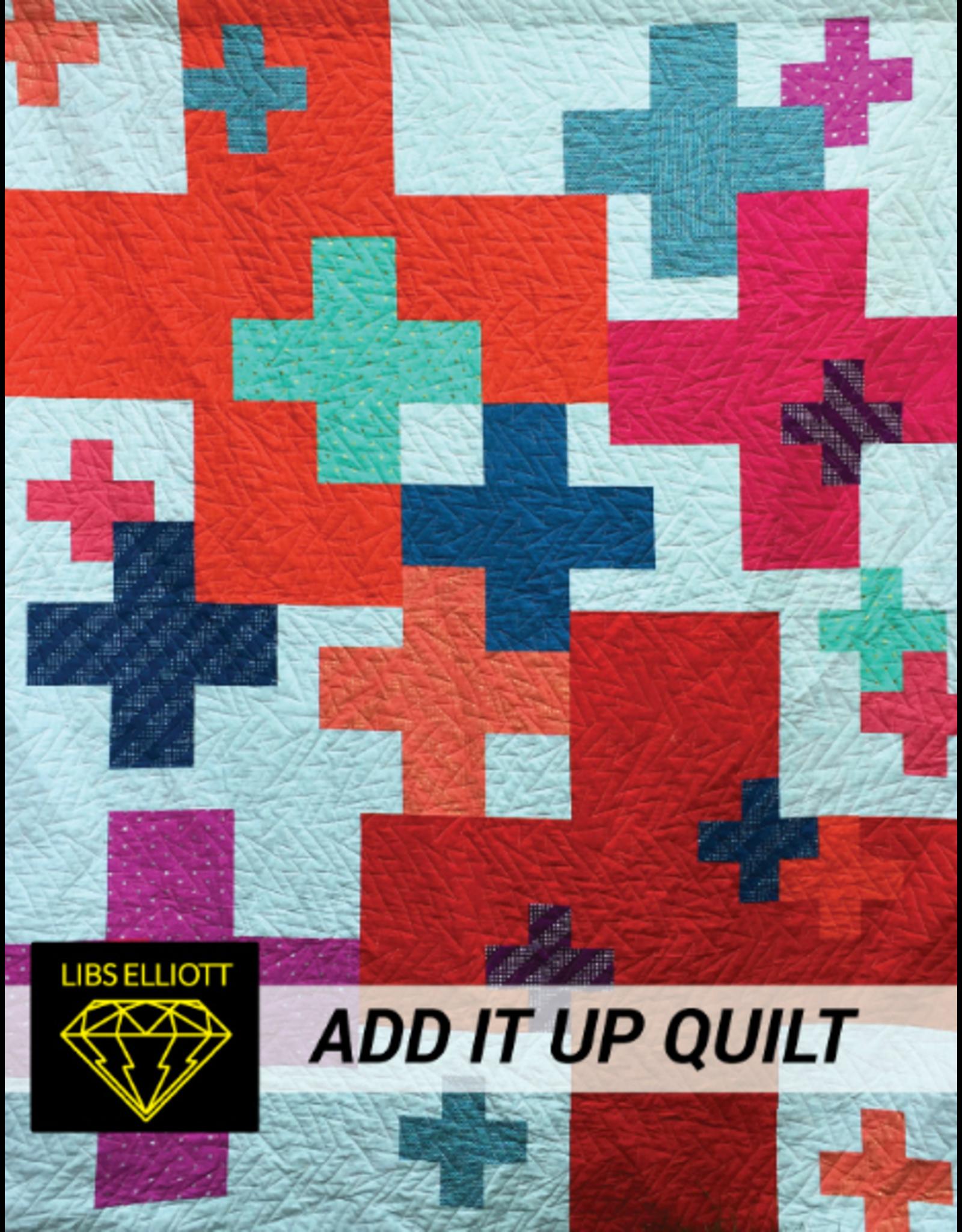 Libs Elliott Add It Up Quilt Pattern