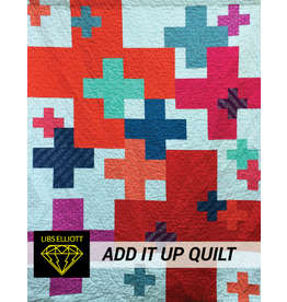 Libs Elliott Add It Up Quilt Pattern