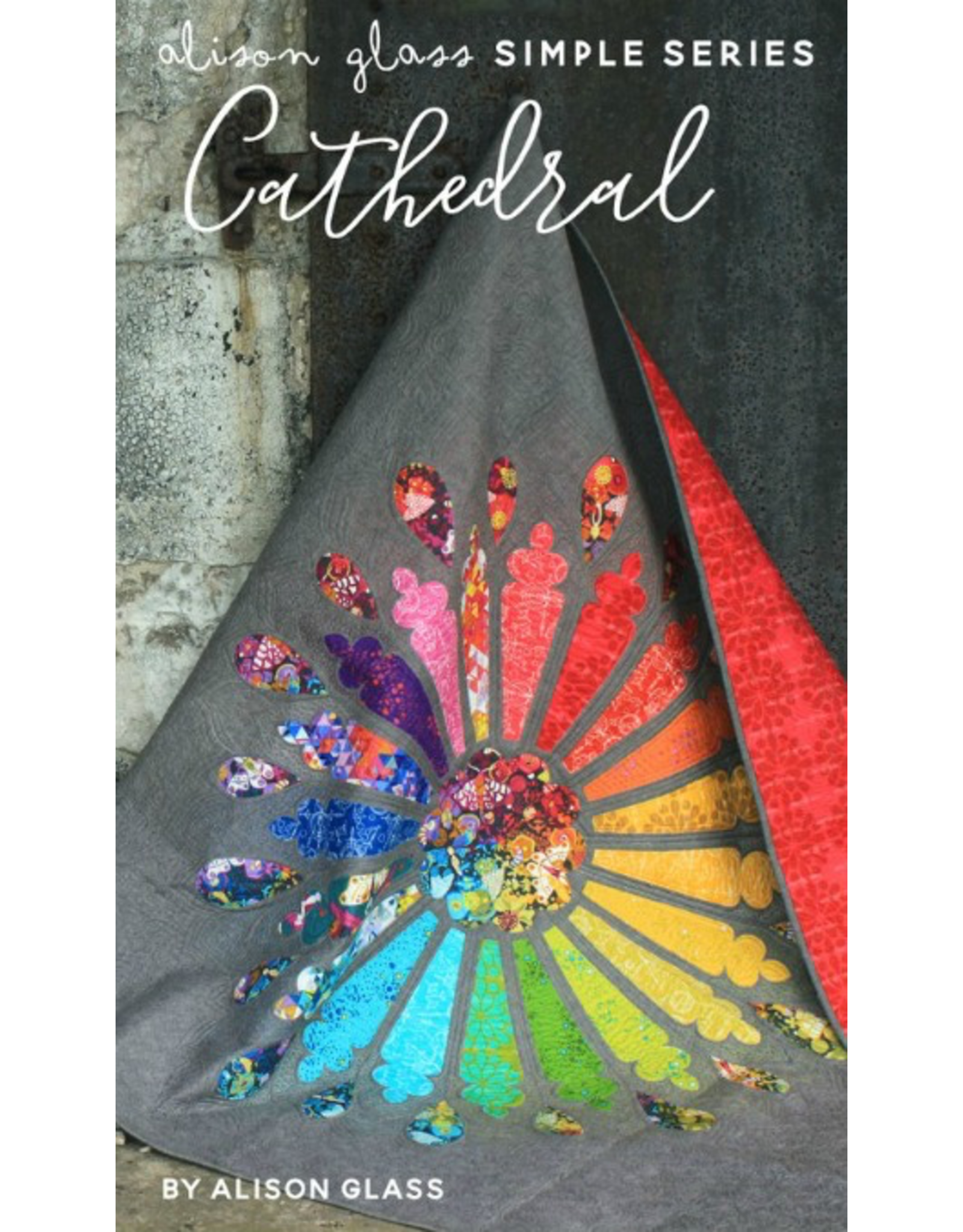 Alison Glass Cathedral Quilt Pattern