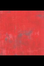 Moda Grunge in Geranium, Fabric Half-Yards