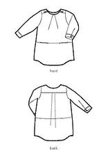 Oliver + S Oliver+S's Book Report Dress Pattern