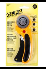 Olfa Olfa Ergonomic Rotary Cutter 45mm