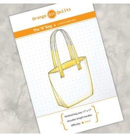 Orange Dot Quilts The A-Bag Pattern