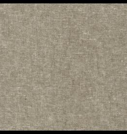 Robert Kaufman Linen, Essex Yarn Dyed in Olive, Fabric Half-Yards E064-1263