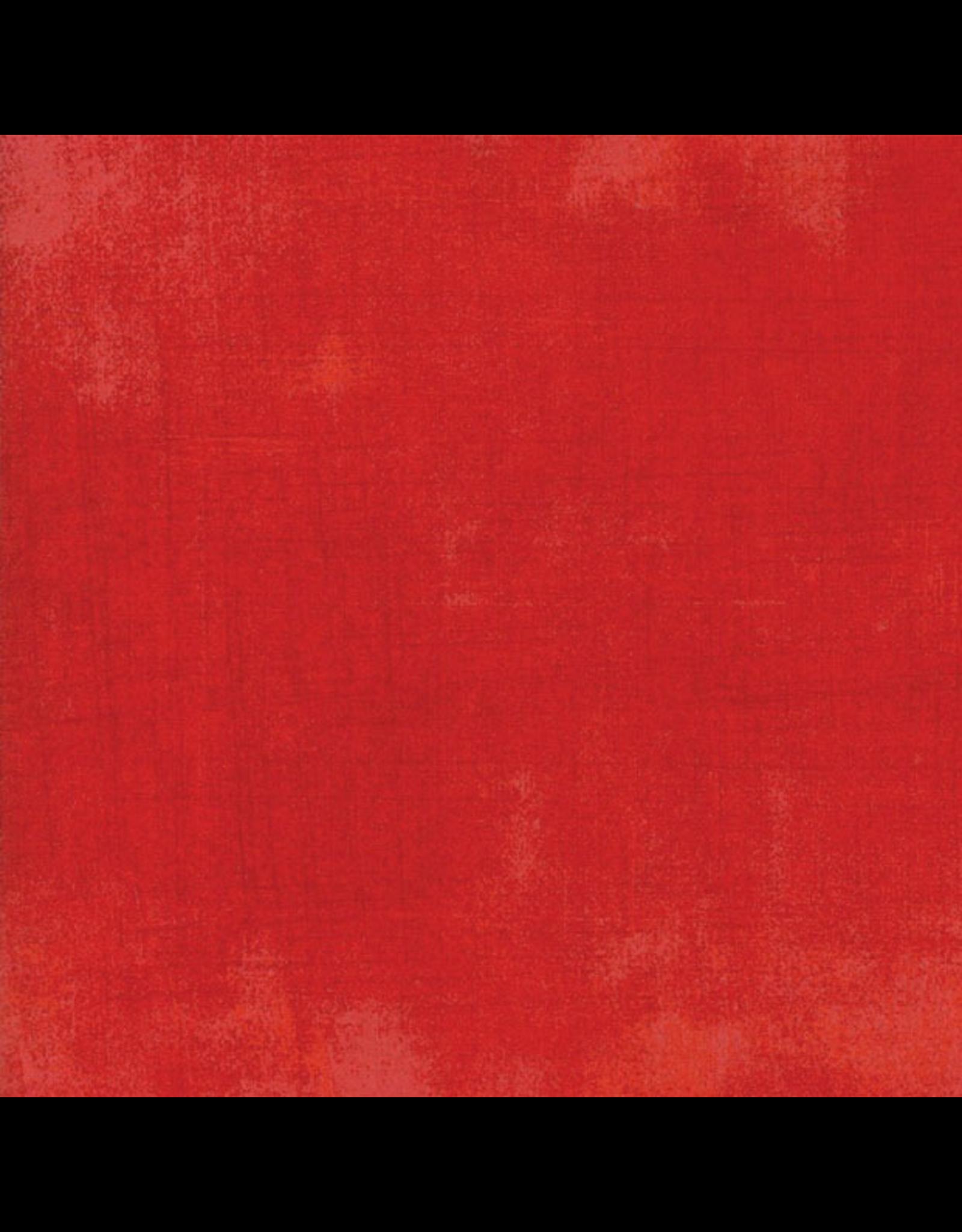 Moda Grunge in Scarlet, Fabric Half-Yards