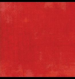 Moda Grunge in Scarlet, Fabric Half-Yards 30150 365