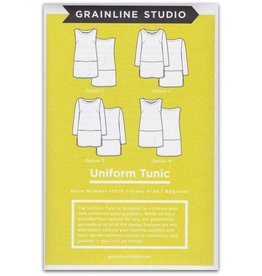 Grainline Studio Uniform Tunic Pattern