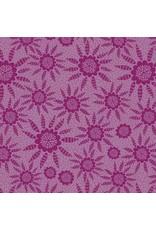 Anna Maria Horner ON SALE-Second Nature, Joy in Garnet, Fabric FULL-Yards