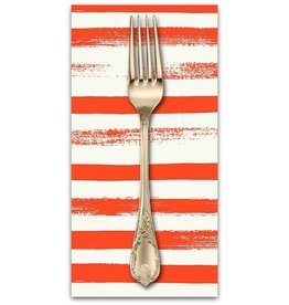 PD's Ruby Star Society Collection Ruby Star Society, Zip in Roadstar Red, Dinner Napkin
