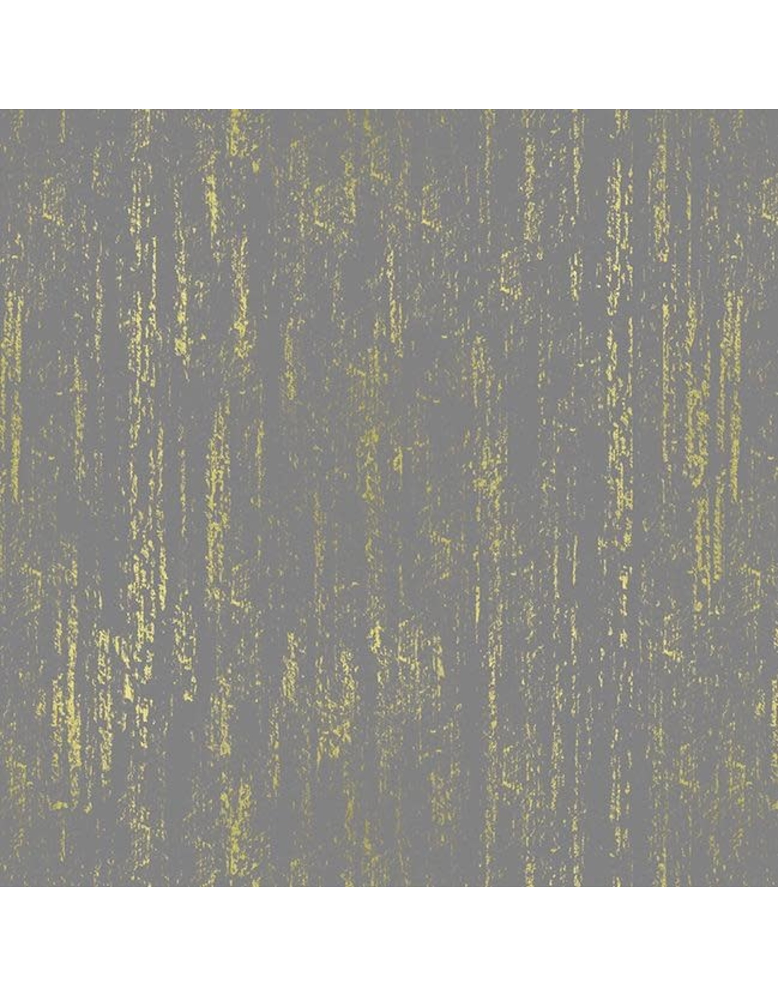Sarah Watts Ruby Star Society, Brushed Crescent in Slate Gray with Metallic, Fabric Half-Yards RS2005 14M