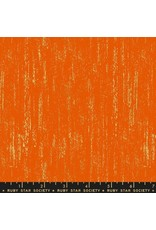 PD's Ruby Star Society Collection Ruby Star Society, Brushed Crescent in Fire with Metallic, Dinner Napkin