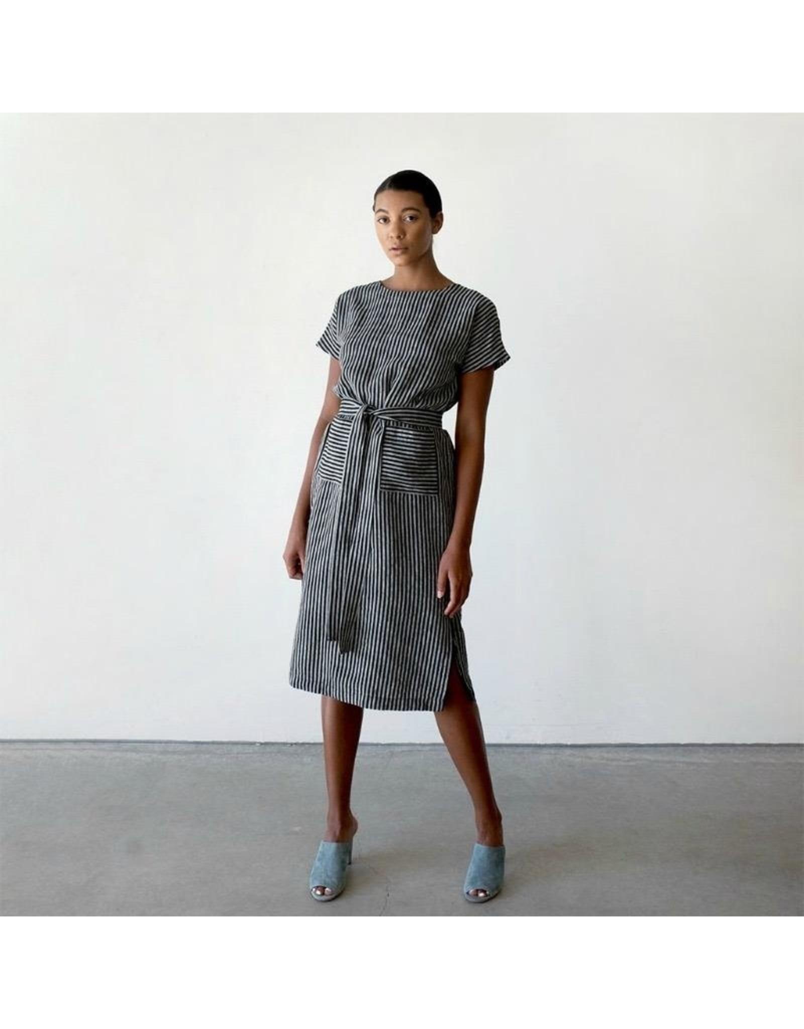 Wiksten Women's Shift Dress Sewing Pattern