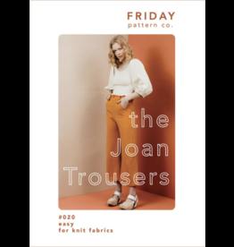 Friday Pattern Company Friday Pattern Co's Joan Trousers Pattern