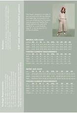 Friday Pattern Company Avenir Jumpsuit Pattern
