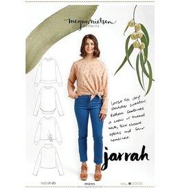 Megan Nielsen Jarrah Top Pattern