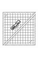 """PD Bloc Loc Half Square Triangle Ruler 6.5"""" HST 65"""