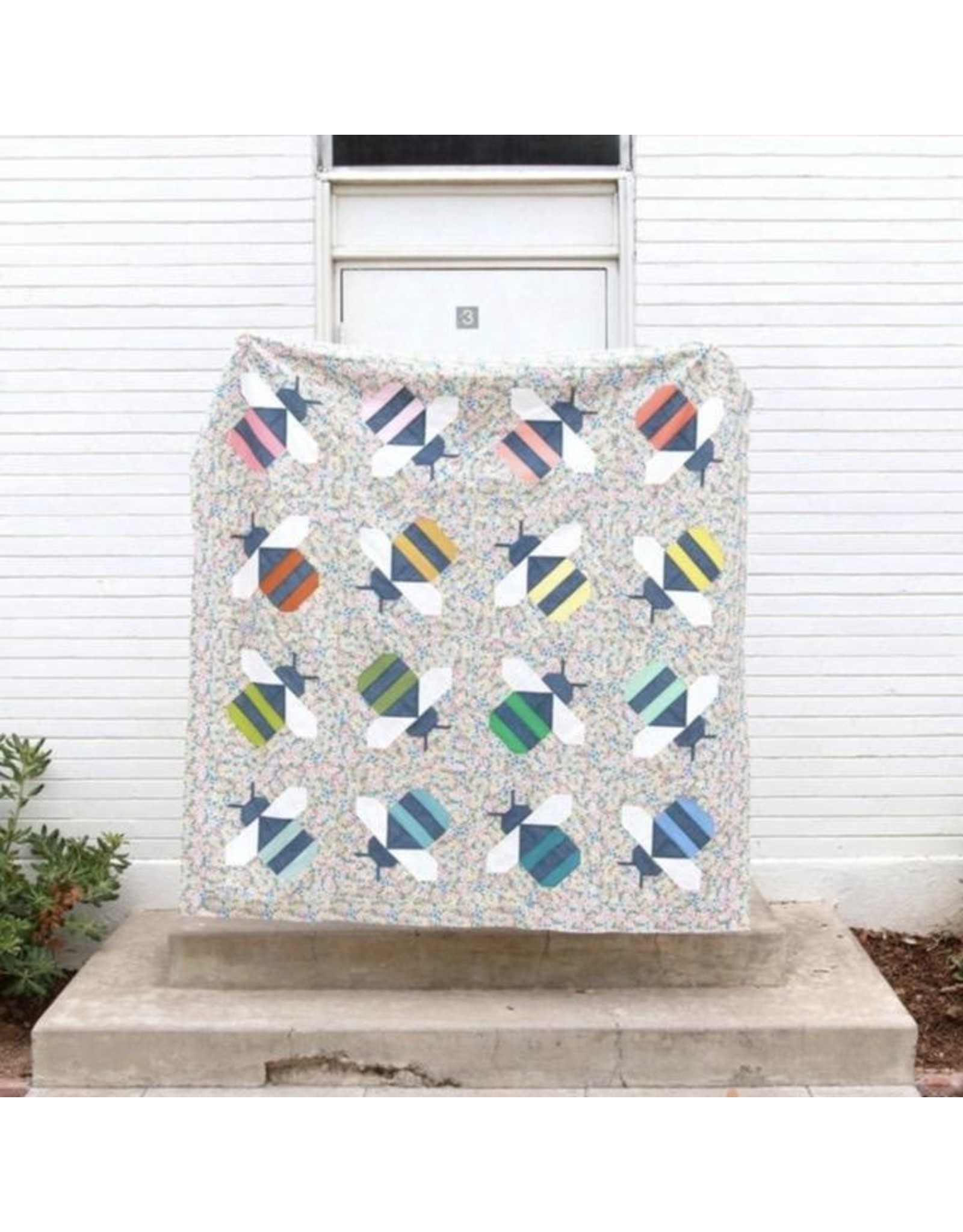 Pen and Paper Patterns Firefly Quilt Pattern