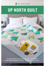 Pen and Paper Patterns Up North Quilt Pattern