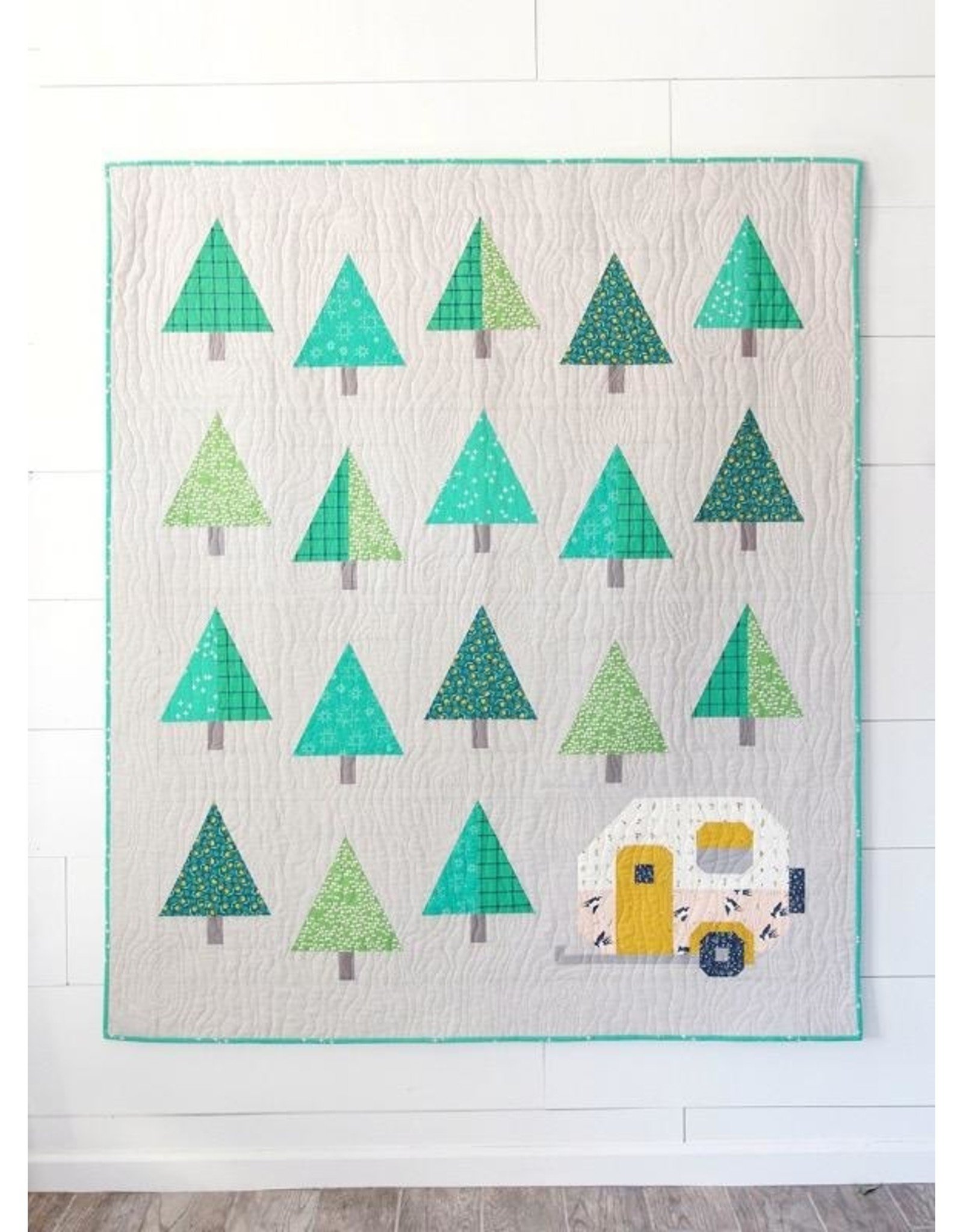 Pen and Paper Patterns Pen and Paper's Up North Quilt Pattern