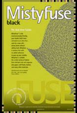 """PD Misty Fuse 20"""" x 90"""" - Black"""