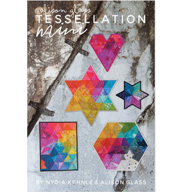 Alison Glass Tessellation Mini Quilt Pattern
