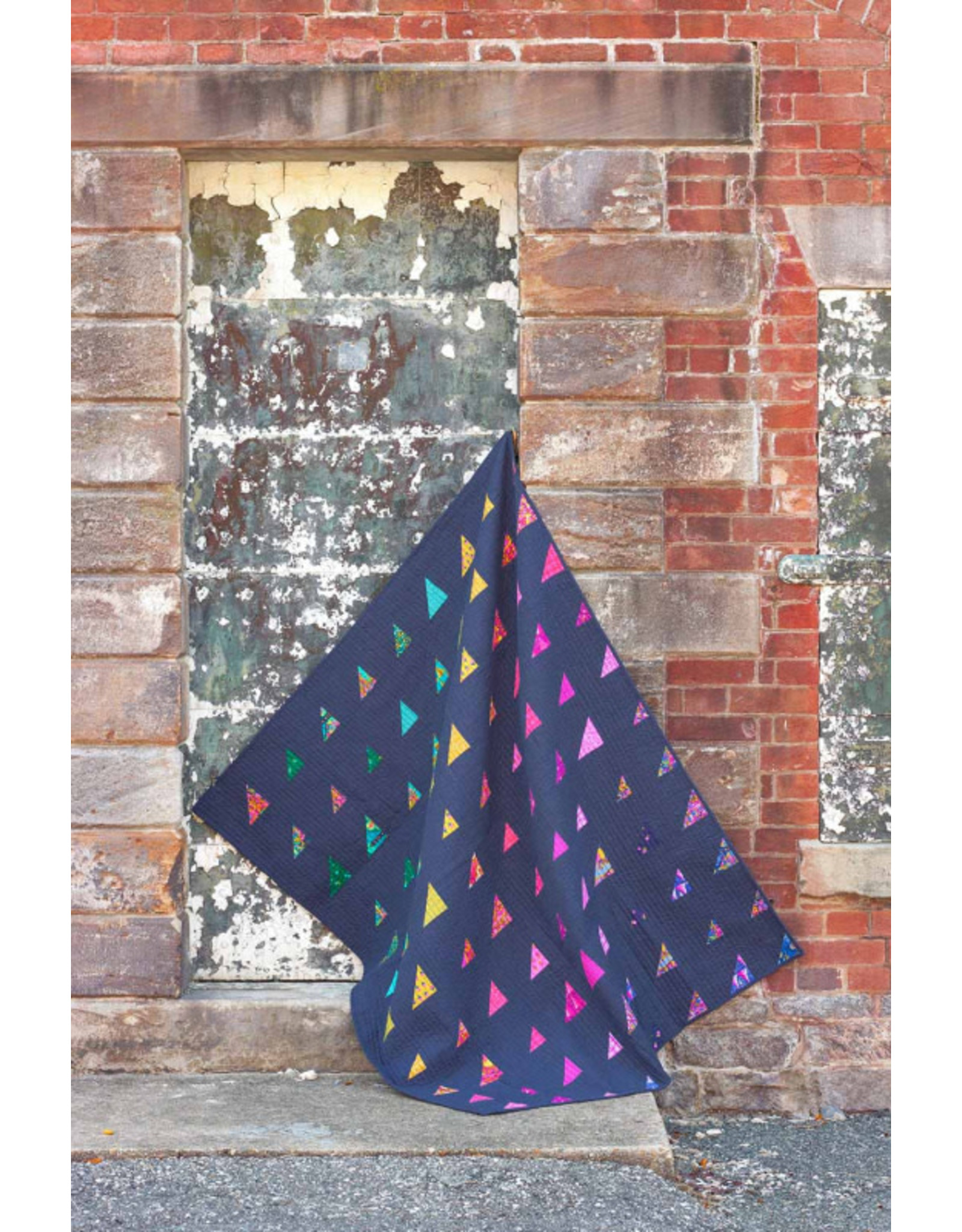 Alison Glass Tres Quilt Pattern
