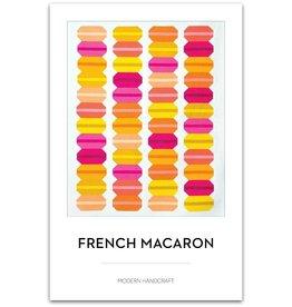 Modern Handcraft French Macaron Quilt Pattern