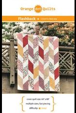 Orange Dot Quilts Flashback Quilt Pattern