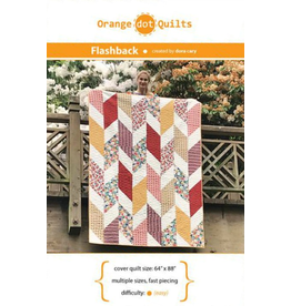 Orange Dot Quilts Flashback Quilt Pattern