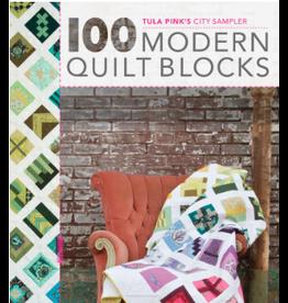 Tula Pink City Sampler 100 Modern Quilt Blocks