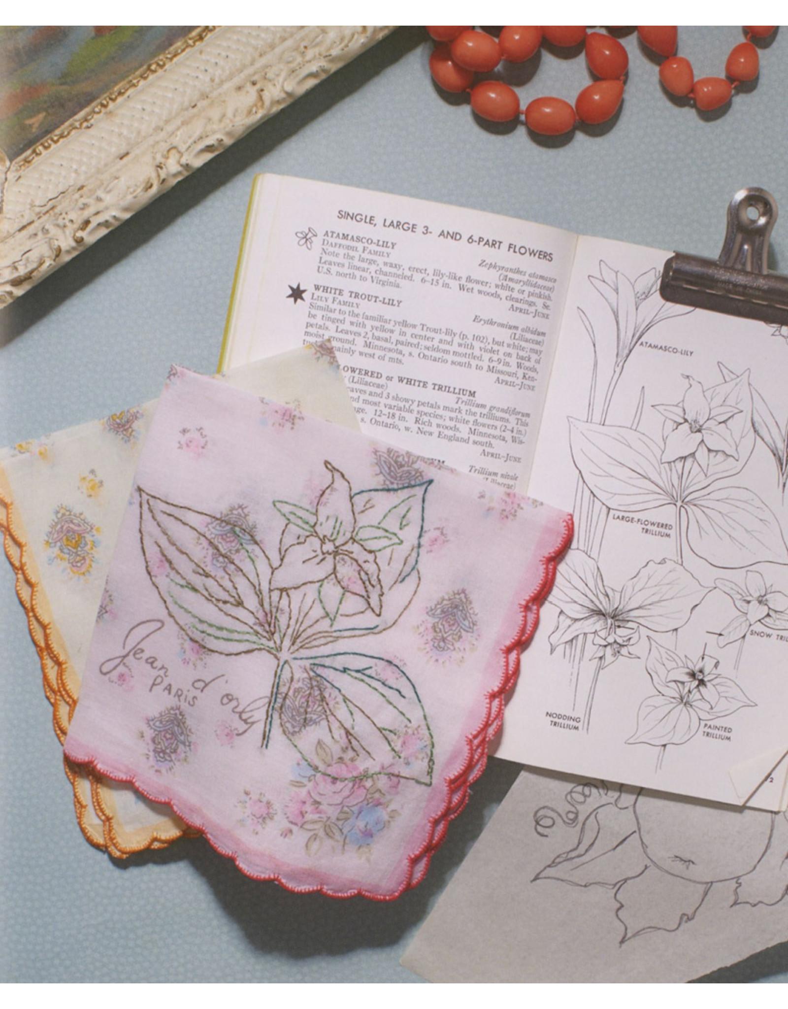 Dropcloth Samplers Rebecca Ringquist's Embroidery Workshops