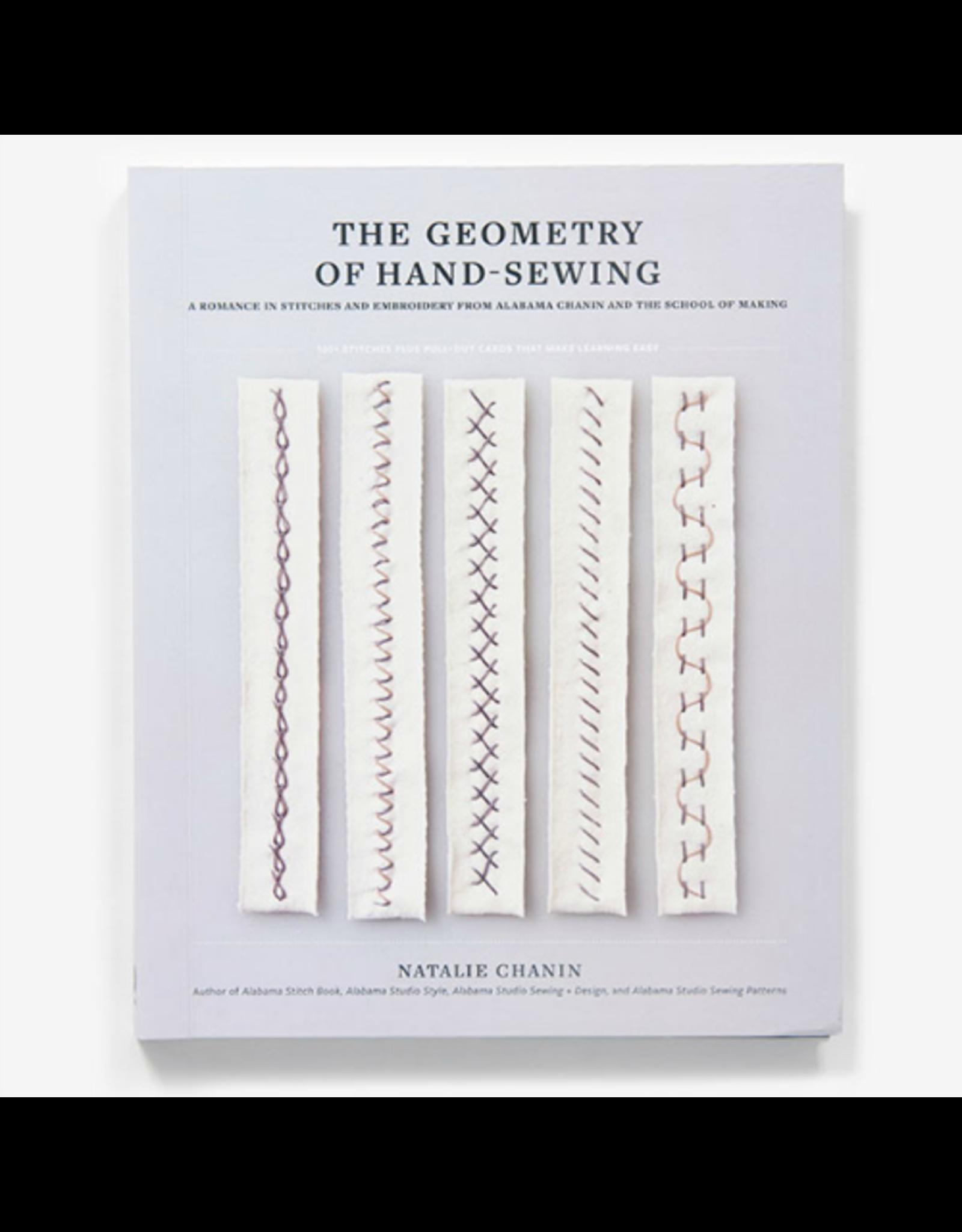 Natalie Chanin of Alabama Chanin The Geometry of Hand-Sewing