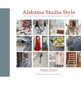 Natalie Chanin of Alabama Chanin Alabama Studio Style