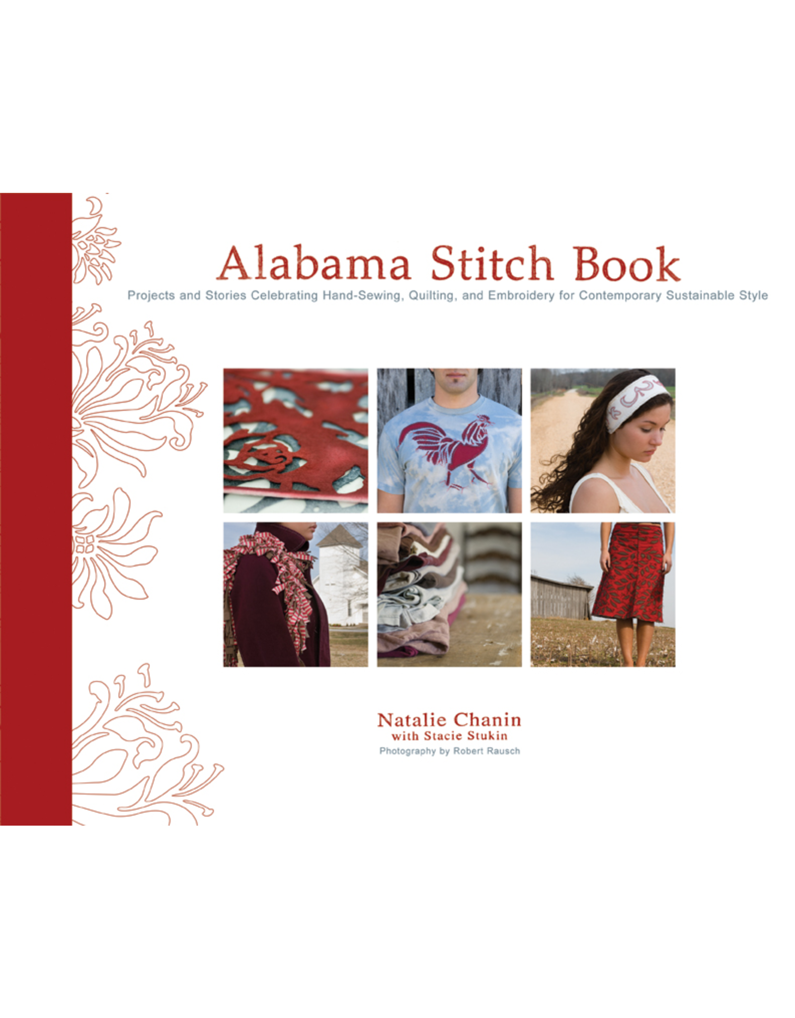 Natalie Chanin of Alabama Chanin Alabama Stitch Book