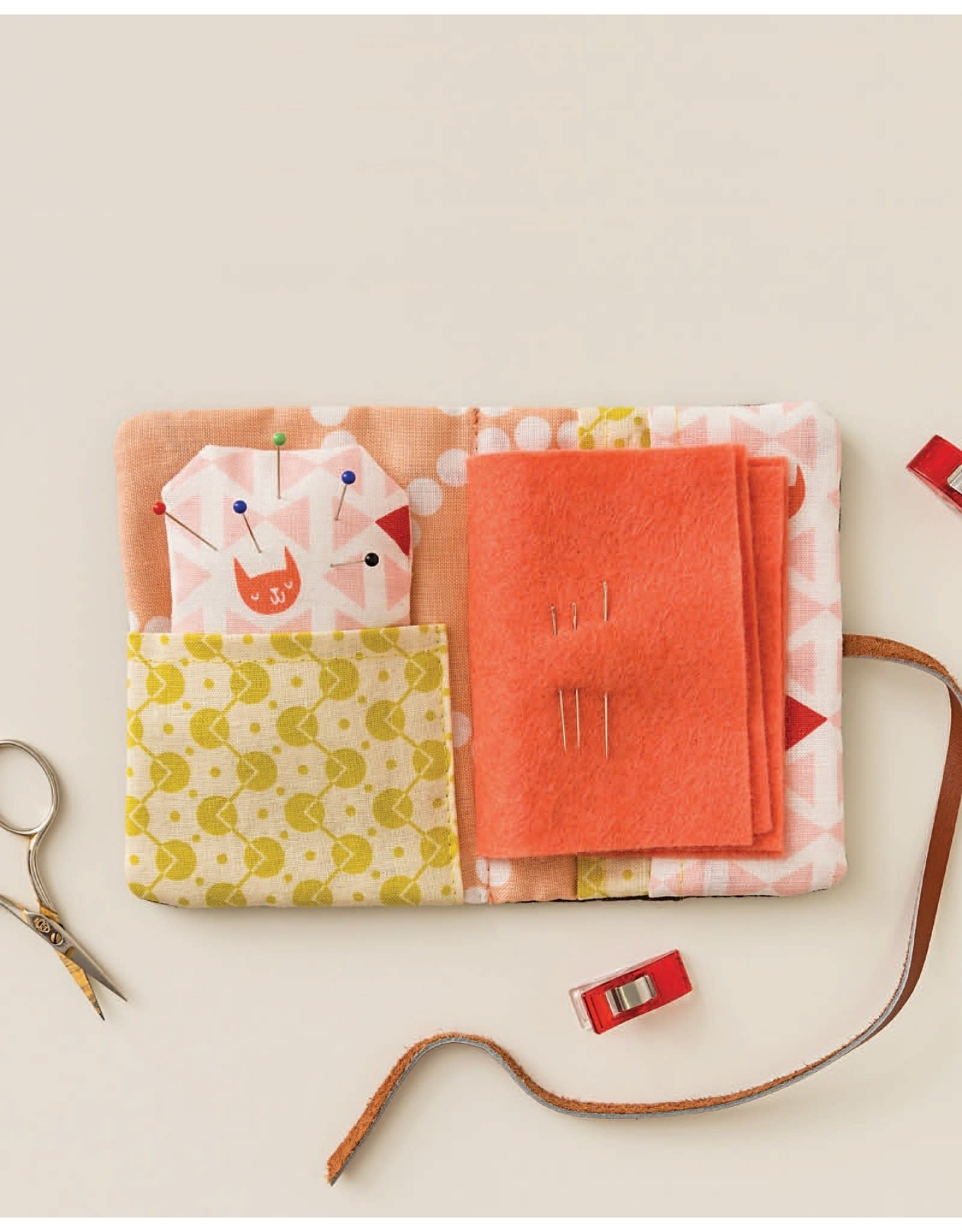 Aneela Hoey Stitched Sewing Organizers by Aneela Hoey