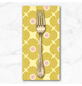 PD's Cotton + Steel Collection On a Spring Day, Blossom in Wildflowers, Dinner Napkin