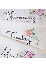 Sublime Stitching Embroidery Iron-On Transfers, Dainty Days