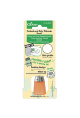 Clover Protect and Grip Thimble, Size Small