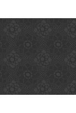 Alison Glass Sun Print 2021, Crochet in Darkness, Fabric Half-Yards