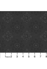 PD's Alison Glass Collection Sun Print, Crochet in Darkness, Dinner Napkin