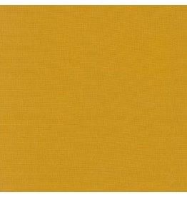 Robert Kaufman Kona Cotton in Curry, Fabric Half-Yards
