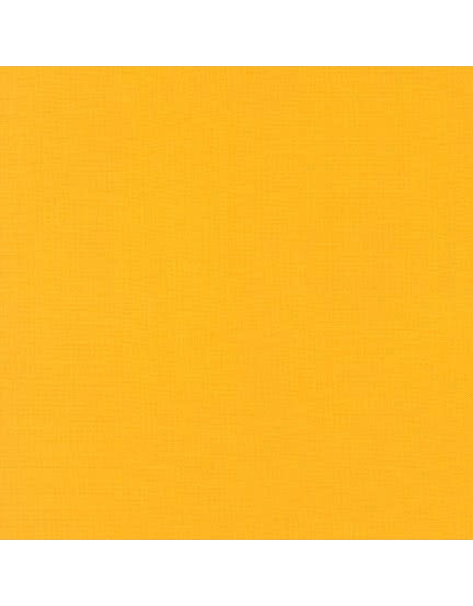 Robert Kaufman Kona Cotton in Corn Yellow, Fabric Half-Yards