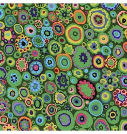 Kaffe Fassett Kaffe Collective Classics, Paperweight in Algae, Fabric Half-Yards
