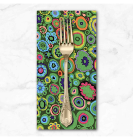 PD's Kaffe Fassett Collection Kaffe Collective Collective, Paperweight in Algae, Dinner Napkin