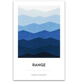 Modern Handcraft Range Quilt Pattern