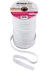 Stretchrite Stretchrite Woven Non-Roll Elastic 3/4 inch wide, by the yard