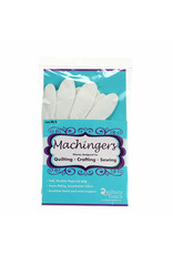 Machingers Gloves Size M/L - Designed for Quilting and Sewing